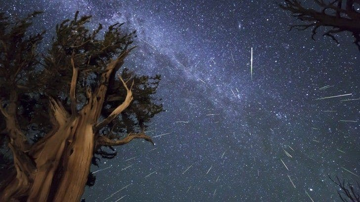 Meteor Shower, Facts About 7 Strange Rains Happened Once on Earth _ Mind Blowing