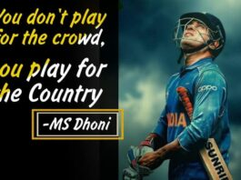 #13 MS Dhoni WTF Facts & Quotes _ The untold story real cast
