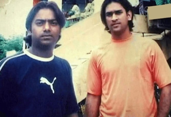 Childhood #13 MS Dhoni WTF Facts & Quotes _ The untold story real cast-min