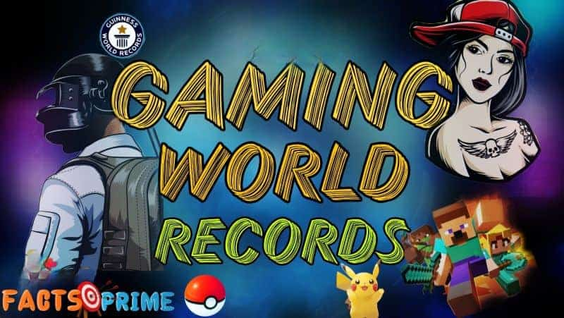 30 Unbeatable All time Gaming Guinness World Records