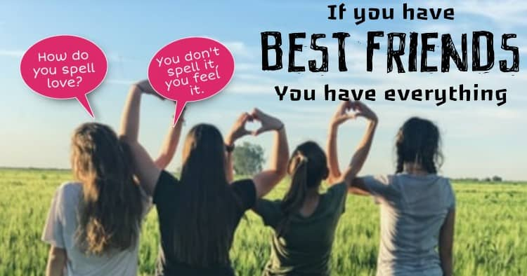 Friendship is the best relationship in the world Quotes