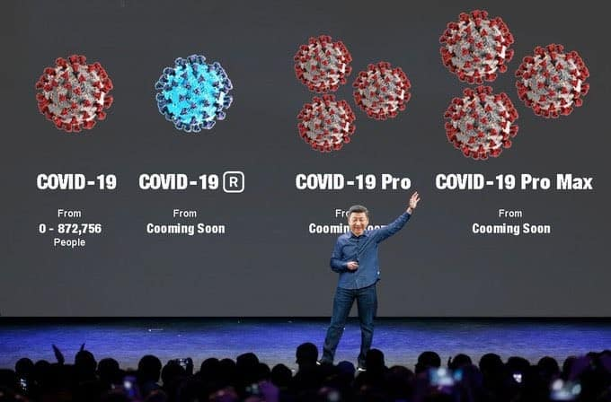 What if in 2020 covid _ corona Virus was just warming up ♛