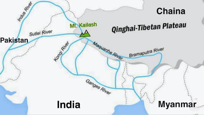 location Mount Kailash_ Mount Kailash Mystery, Facts (1)