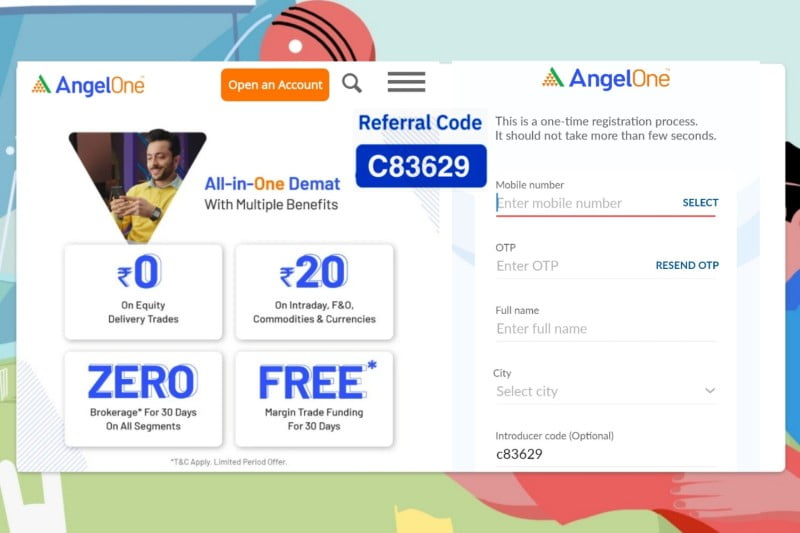 How to open an AngelOne account online